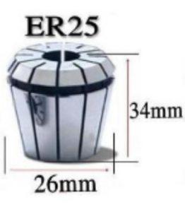 Цанги ER-25